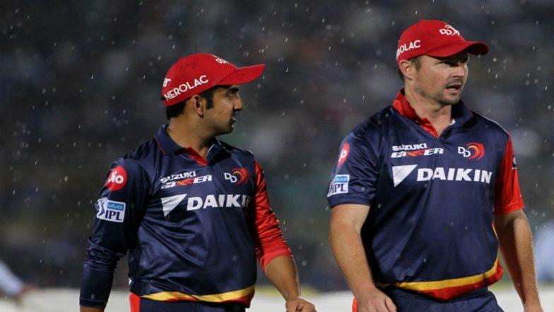 IPL 2018, RR Vs DD: Delhi 153/6; Rains Stopped Play