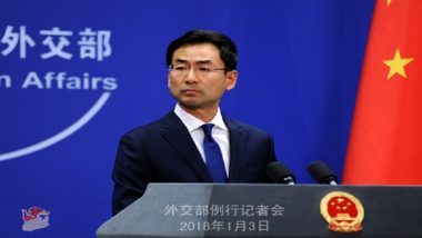 China Says Essential to Uphold Iranian Nuclear Pact