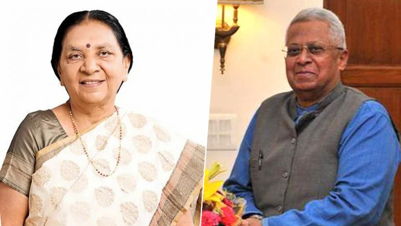 Governors Anandiben Patel & Tathagata Roy Face Flak For 'Helping' BJP Workers