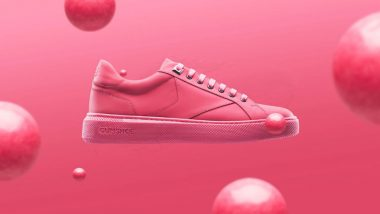 Tired of Gums Sticking to Your Shoes? Company Tries to Solve Problem by Making Sneakers From Recycled Gum