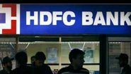 RBI Orders HDFC Bank to Stop Sourcing New Credit Card Customers, Digital Activities Over Multiple Internet Banking and Mobile Banking Service Outages