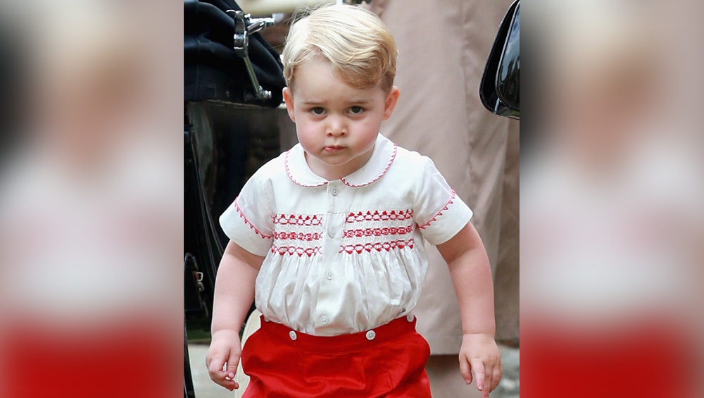 Prince William gives an update on the royal baby