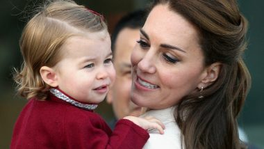 Prince William Reveals One Thing That Princess Charlotte Loves!
