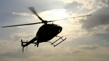 Russia: Helicopter Crashes at Airport in Eastern Chukotka Region, 4 Dead