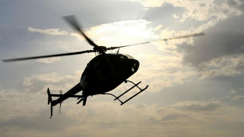 Helicopter Crashes in Northern Afghanistan Army Base, 3 Died