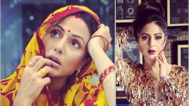 The Glamorous Hina Khan Goes De-glam for Her next Project, Smart Phone - View Pic