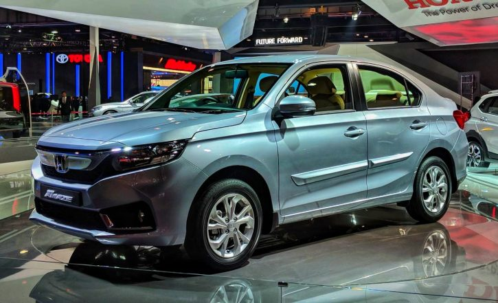 2018 Honda Amaze Variant Details Leaked Ahead of Launch; Price in India Likely to Start from Rs 5.5 Lakh