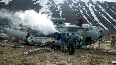 IAF Chopper Crashes Near Kedarnath, All on Board Safe