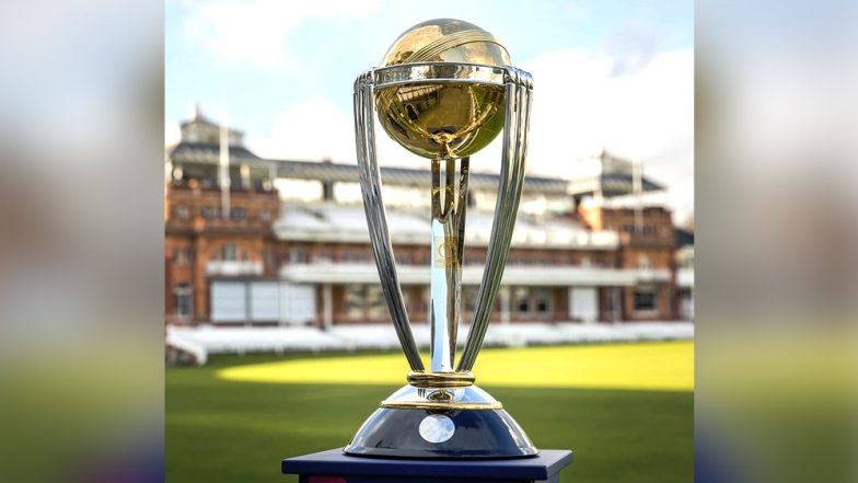 ICC Cricket World Cup 2019 Schedule in PDF: Ticket Prices, Dates, Venue Details & Timetable Available for Download Online