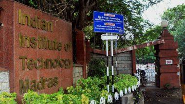 IIT Madras: Assistant Professor Resigns Over Alleged Caste Discrimination