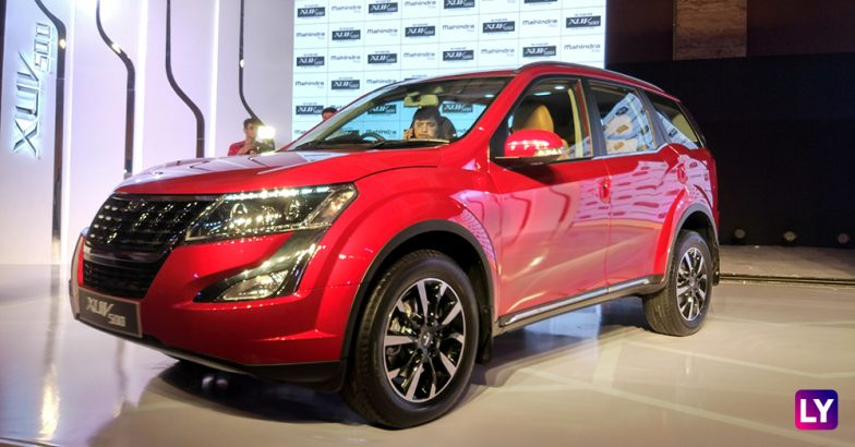 New 2018 Mahindra XUV500 Facelift Top Variant - W11 (O) in Demand; Price in India, Features & Specifications