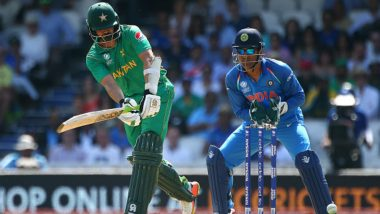 India vs Pakistan ICC Cricket World Cup 2019 to Take Place on June 16 in Manchester
