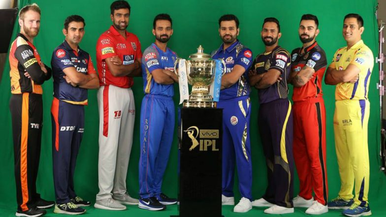 IPL 2018 Points Table: KXIP Continue to Lead the Team Standings, SRH Climb to Third Place