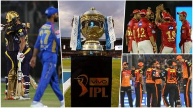 IPL 2018 Day 13 Live Action: Today's Prediction, Current Points Table and Schedule for Upcoming Matches of IPL 11