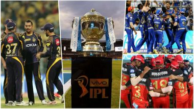 IPL 2018 Day 11 Live Action: Today's Prediction, Current Points Table and Schedule for Upcoming Matches of IPL 11