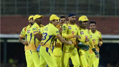 Chennai Super Kings Tickets for IPL 2019 Online: Price, Match Dates and Home Game Details of CSK in Indian Premier League 12
