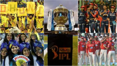 IPL 2018 Day 17 Live Action: Today's Prediction, Current Points Table and Schedule for Upcoming Matches of IPL 11