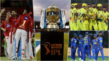 IPL 2018 Day 14 Live Action: Today's Prediction, Current Points Table and Schedule for Upcoming Matches of IPL 11