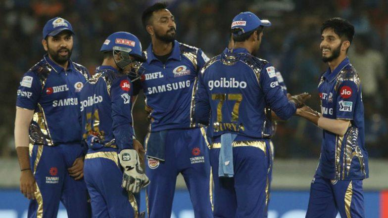 Mumbai Indians Squad in IPL 2019: Team Profile, Schedule of MI in VIVO Indian Premier League 12