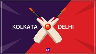 KKR vs DD LIVE IPL 2018 Streaming: Get Live Cricket Score, Watch Free Telecast of Kolkata Knight Riders vs Delhi Daredevils on TV & Online