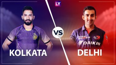 KKR vs DD IPL 2018 Highlights: Kolkata Knight Riders win by 71 Runs