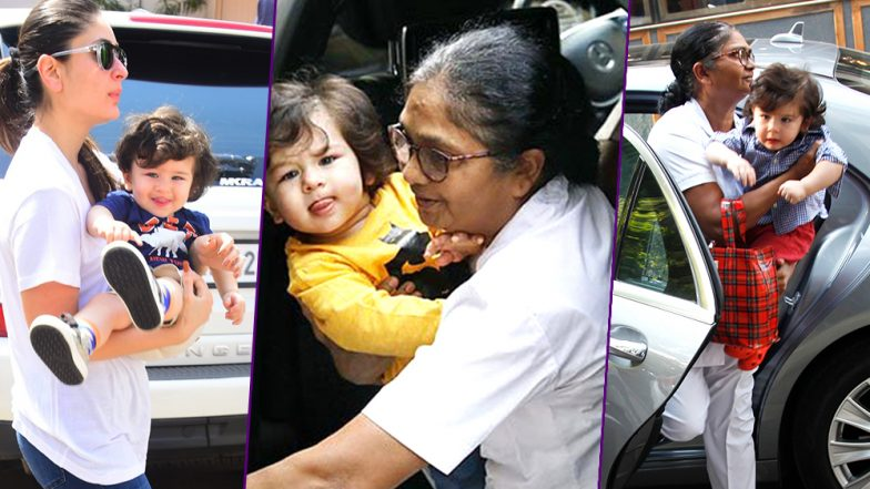 Is Taimur's Nanny Getting Paid Rs 1.5 Lakh Per Month? Kareena Kapoor Khan Finally Answers the Question