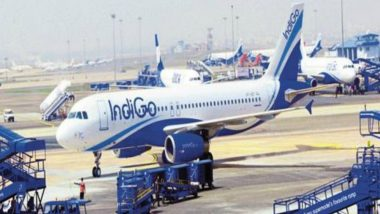 Hyderabad Airport: IndiGo Plane Returns to Parking Bay From Runway to Offload Baggage of Person Not On-Board