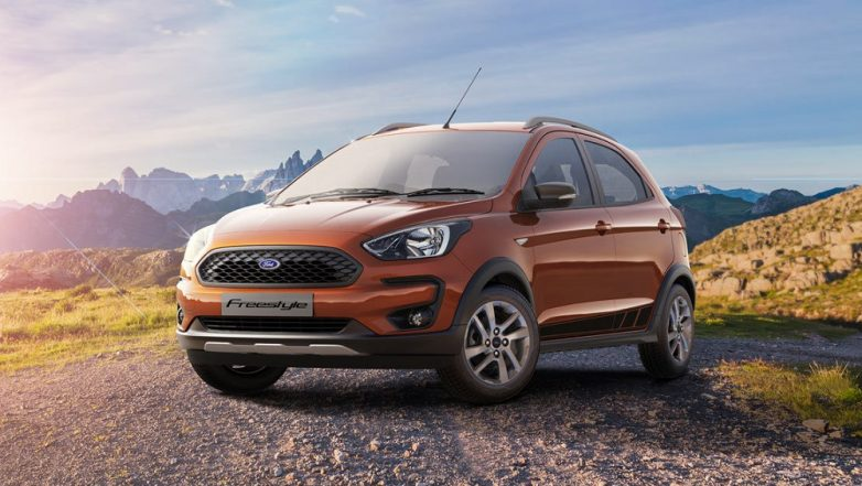 Ford Freestyle CUV Launching in India Tomorrow; Likely to Get Starting Price of Rs. 6 Lakh