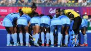 IND 0-0 GBR I India vs Great Britain Live Score Updates of Women's Hockey Bronze Medal Match at Tokyo Olympic Games 2020: Teams Begin Quest For Bronze Medal