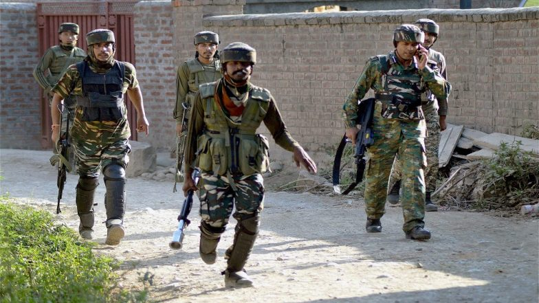 Encounter ensues in south Kashmir
