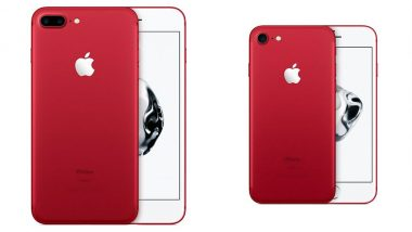 Apple iPhone 8, iPhone 8 Plus RED Editions Launch Today; Expected Price, Features & Specifications