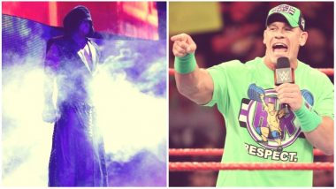 John Cena vs The Undertaker at Wrestlemania 34: Will It Happen, Will It Not? WWE Isn't Denying Yet!