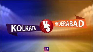 KKR vs SRH, IPL 2018 Match Preview: Kolkata Knight Riders Eyeing Comeback Against In-Form Sunrisers Hyderabad