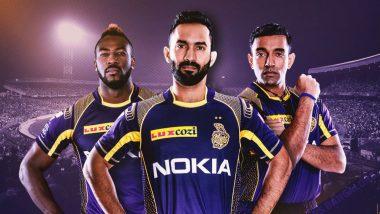 KKR vs RCB LIVE IPL 2018 Streaming: Get Live Cricket Score, Watch Free Telecast of Kolkata Knight Riders vs Royal Challengers Bangalore on TV & Online