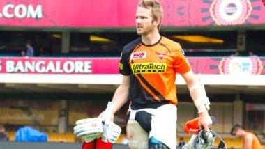 IPL Diaries 2018: Sunrisers Hyderabad's Captain Kane Williamson Arrives Ahead of the T20 Tournament