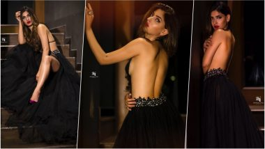 Karishma Sharma Goes Topless in New Photoshoot, Looks Hot in Every Single Frame (See Pictures & Video)