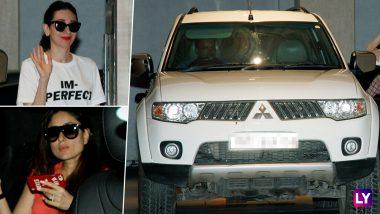 Kareena Kapoor Khan Bonds Deeply With Sister Karisma Kapoor Thanks To This Unique Car Number? View Pics!