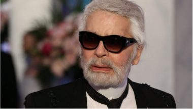 Celebrities Across the Globe Mourn As Fashion Bigwig Karl Lagerfeld Breathed His Last