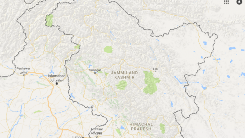 Tremors In Delhi, Jammu And Kashmir After Earthquake In Afghanistan