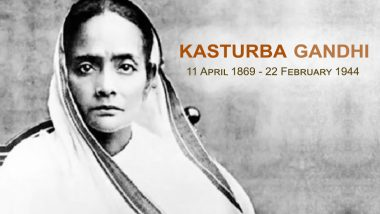 Remembering Kasturba Gandhi on her 149th Birth Anniversary