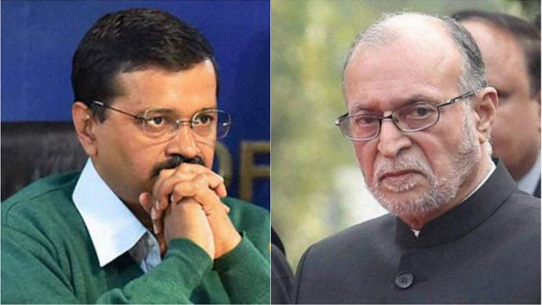 Union Home Ministry sacks nine advisers to Kejriwal-led Delhi government
