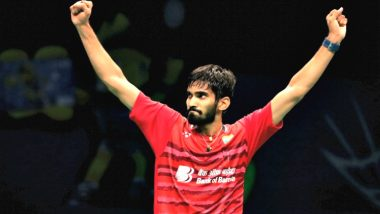 Kidambi Srikanth Ranks No. 1 in Latest BWF Rankings: Only Indian Male Badminton Player to Reach The Top Spot!