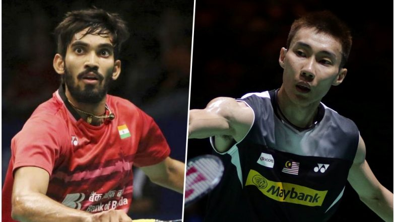 Kidambi Srikanth vs Lee Chong Wei