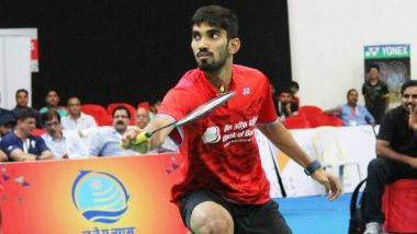 China Open 2019: Kidambi Srikanth Pulls Out of the Tournament