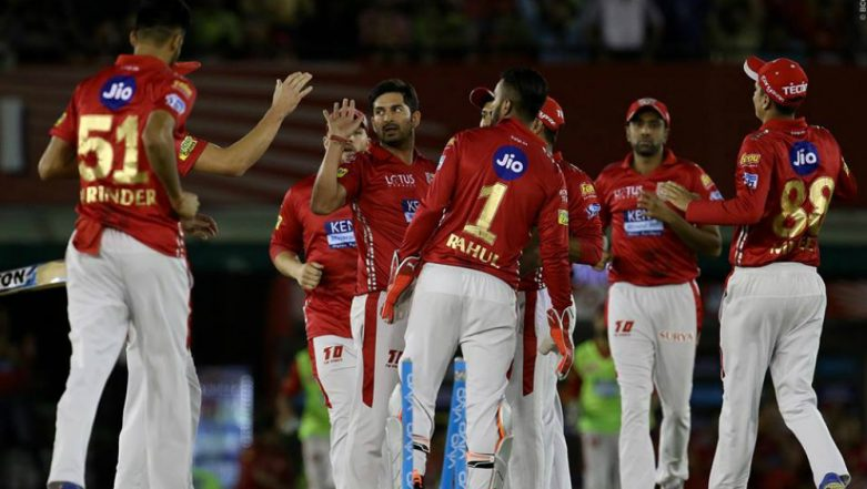 Kings XI Punjab Tickets for IPL 2019 Online: Price, Match Dates and Home Game Details of KXIP in Indian Premier League 12