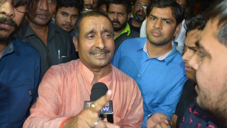 Unnao Rape Case: CBI Files Charge-Sheet Against Uttar Pradesh BJP MLA Kuldeep Singh Sengar