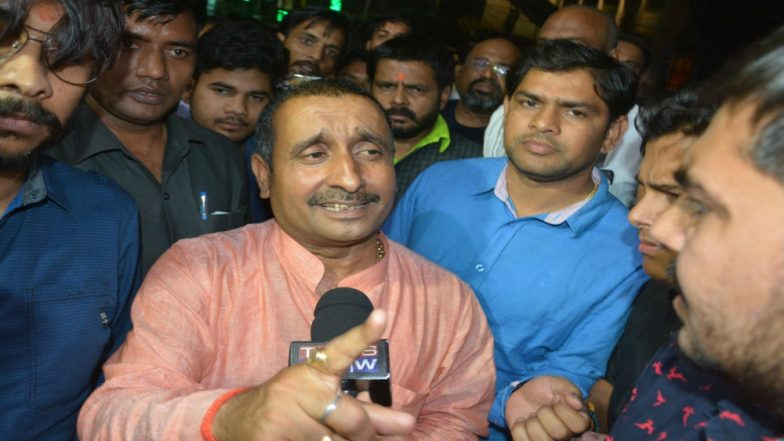 Unnao Rape Case: CBI Detains BJP MLA for Questioning