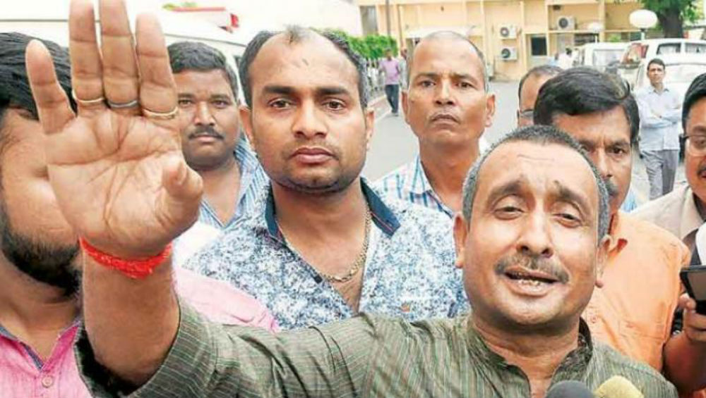 Unnao Rape Case: Delhi Court Convicts Expelled BJP Leader Kuldeep Sengar for Rape and Kidnapping of Minor