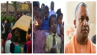 Kushinagar Tragedy: Hospital Hands Over Bodies of Dead Children Cut Open, No Stitches Done Post Autopsy Say Angry and Devastated Parents