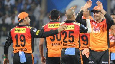 List of Lowest Totals Defended in IPL: Sunrisers Hyderabad Defend 118 Runs Against Mumbai Indians